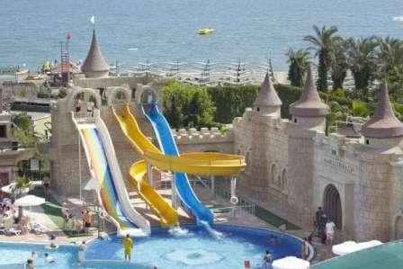 Белек Туреччина - Belek Beach Resort_