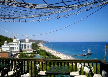 Пляжі в Кемері, Туреччина